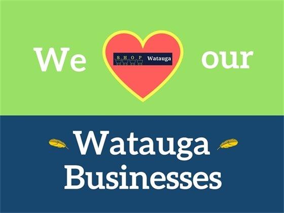 We heart watauga